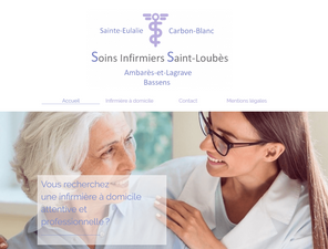 Page accueil soins infirmiers St LoubèsO.PNG